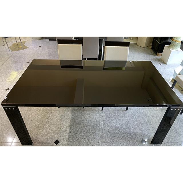 dining Table - ダイニングテーブル|190cm|黒・鏡面 仕上げ|イタリア製|TBL0059IB