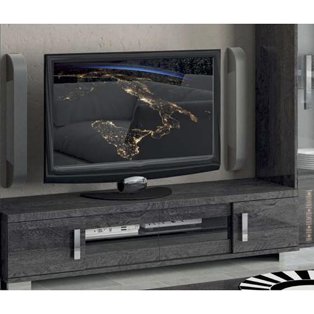 TV Board - テレビボード|木目調・グレー仕上げ|イタリア製|TVB0012IB