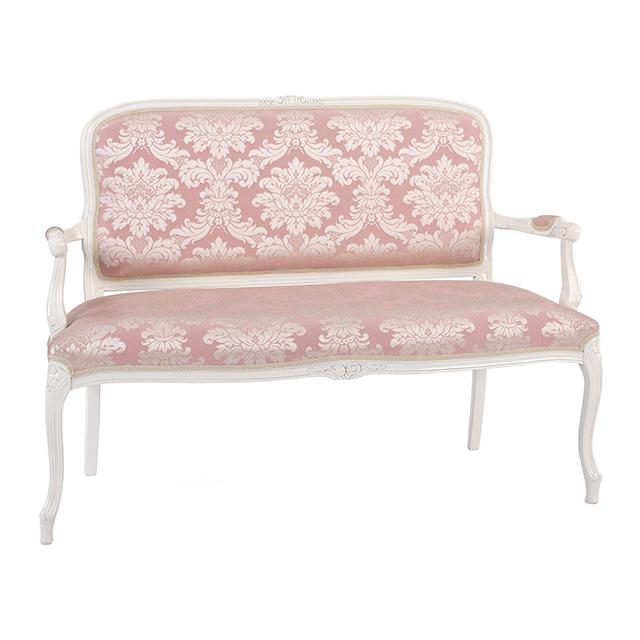 Salon Sofa / サロンソファ|ベンチ|2人掛けチェア|イタリア製|ATTICA|SF0028ATC