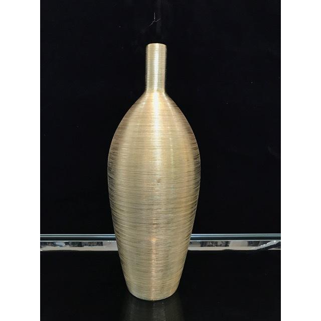 Flower Vase / フラワーベース|ゴールド|花瓶 |OBJ0082