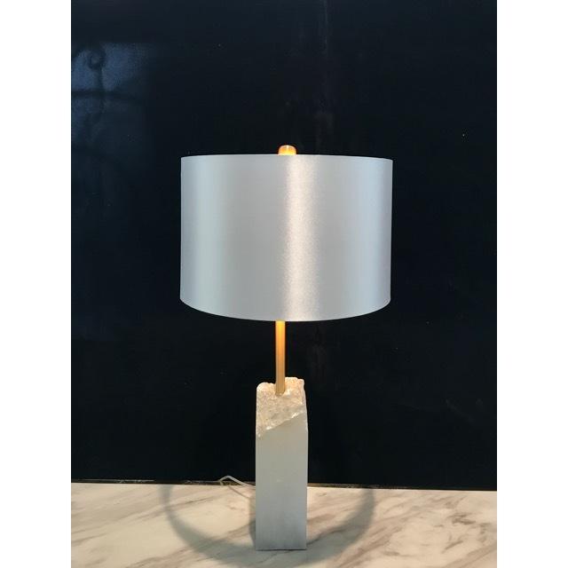 Lamp/ランプ|シェード付き|天然大理石|LMP0021