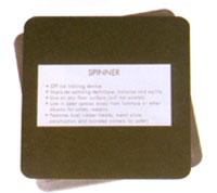 SPIN  メタル・スピナー