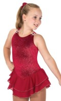 J19-15 シマ―・ドレス  全2色 130cm・140cm・150cm