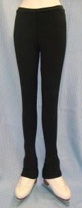 S-102 ブラック・ヒール・パンツ