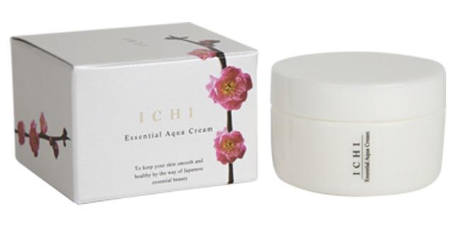 ICHIエッセンシャルアクアクリーム(60g): Essential aqua cream