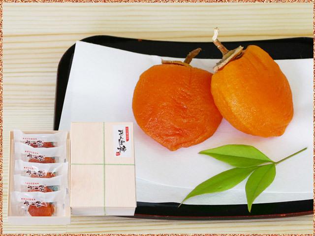 あんぽ柿5個新