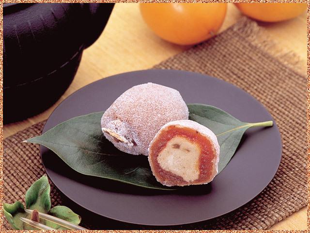 柿寿楽のイメージ10個用