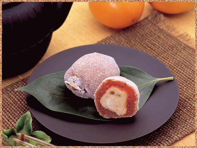 柿寿楽の商品イメージ8個用