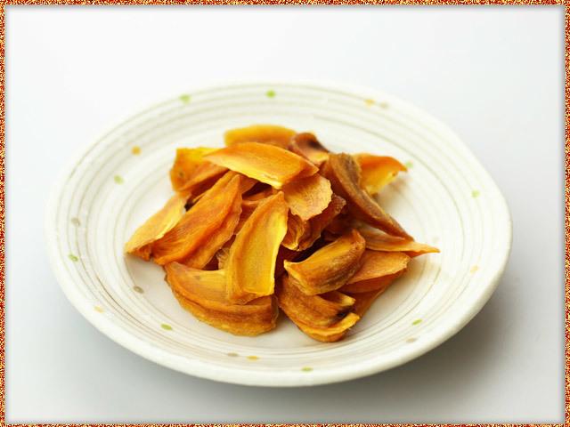 生柿チップスイメージ