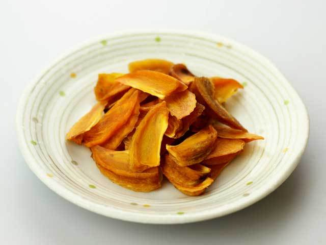 生柿チップス皿盛り_2