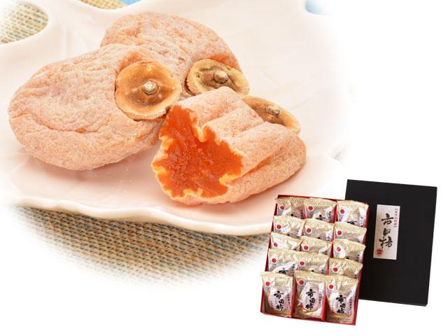 冷凍熟成市田柿15個入top