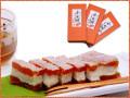 市田柿クリームチーズサンドの130g化粧箱イメージ