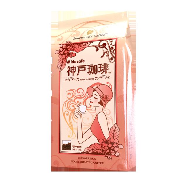 神戸珈琲 リミテッド パッケージ