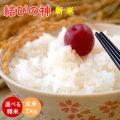 令和元年産 新米 三重県産 結びの神 玄米2kg【送料無料】【精米無料】【米ぬか無料】【分づき米対応】