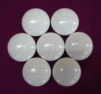 蛤碁石 実用 22号(厚さ6.3mm)