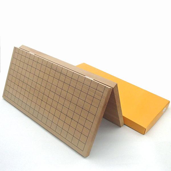 碁盤 北海道産本桂7号折碁盤