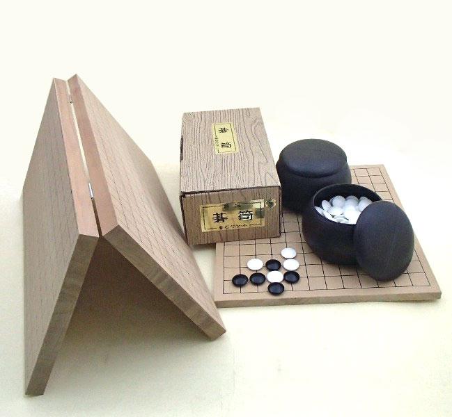 囲碁セット 入門4点セット雅 送料無料対象商品