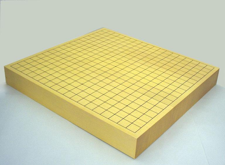 碁盤 新かや2寸卓上接合碁盤 極上