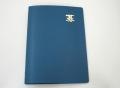 囲碁 ルーズリーフ碁罫紙用バインダー(紺)