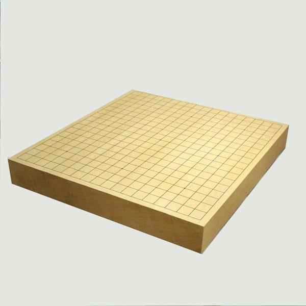 木製碁盤 新かや2寸 卓上碁盤(一枚板) 竹