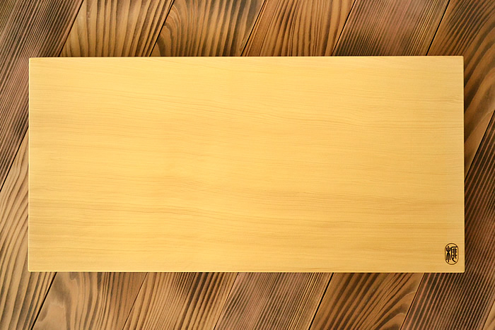 希少な榧の木 本榧のまな板 大 厚さ3cm(送料無料)