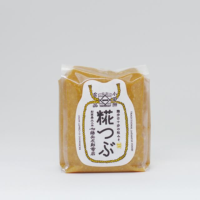 いいちみそ 糀つぶ(500g)<袋詰>