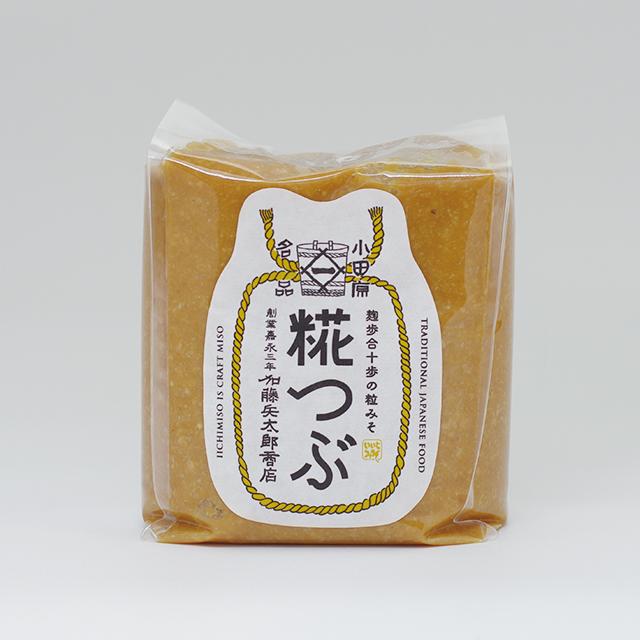 いいちみそ 糀つぶ(1kg)<袋詰>