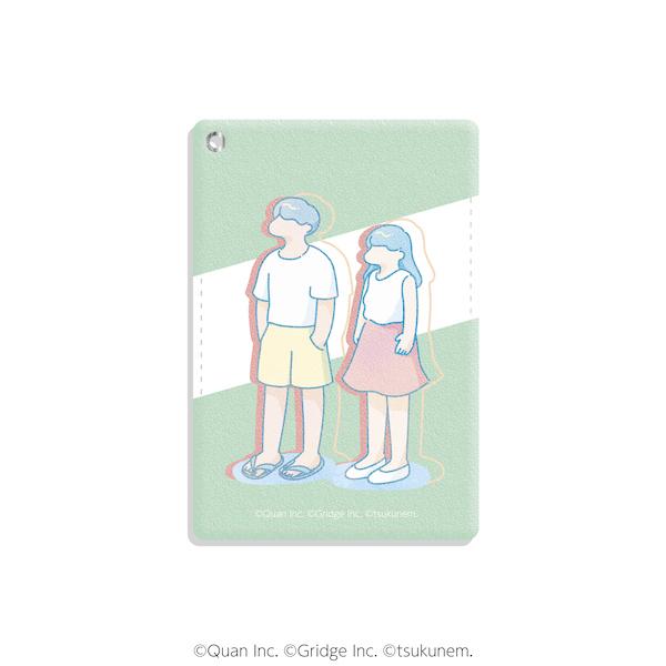 【うさぎゅーん! × summertime】パスケースC