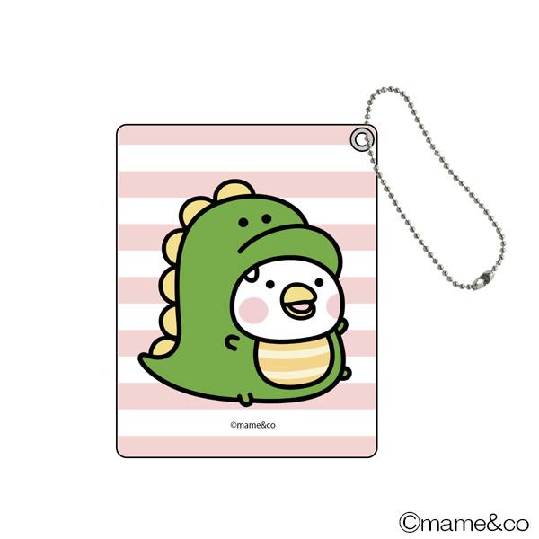 うるせぇトリ PVCパスケース(うるせぇトリ恐竜)