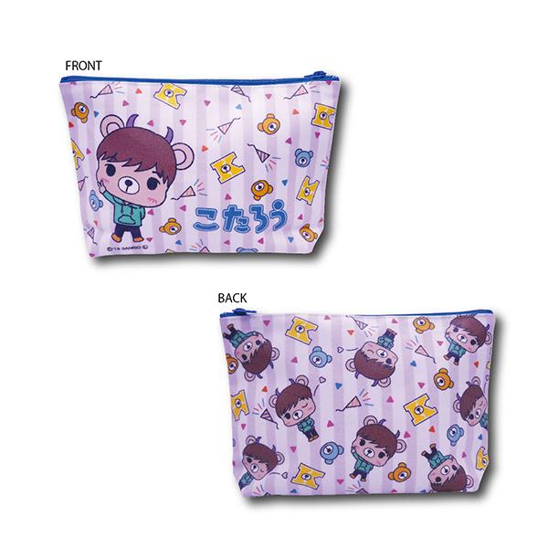 リレイズクリエイターズ Design produced by Sanrio ポーチ こたろう 4580560325073