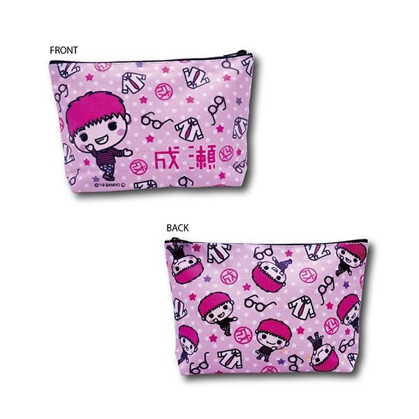 リレイズクリエイターズ Design produced by Sanrio ポーチ 成瀬 4580560325080