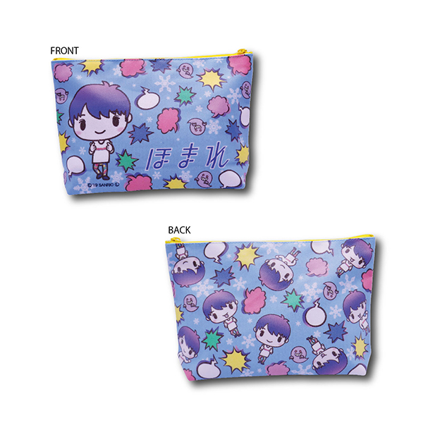 リレイズクリエイターズ Design produced by Sanrio ポーチ ほまれ 4580560325097