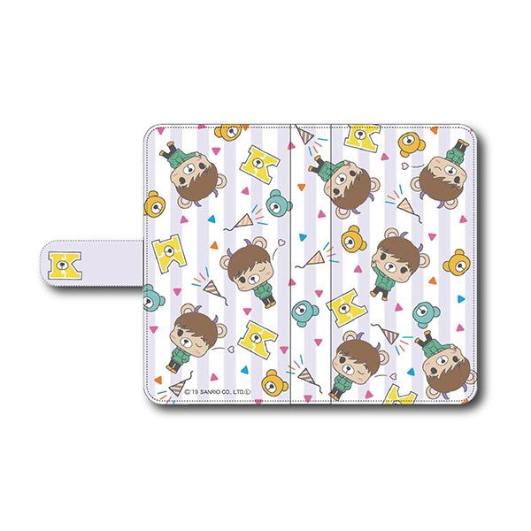 リレイズクリエイターズ Design produced by Sanrio スマホケース こたろう 4580560325165