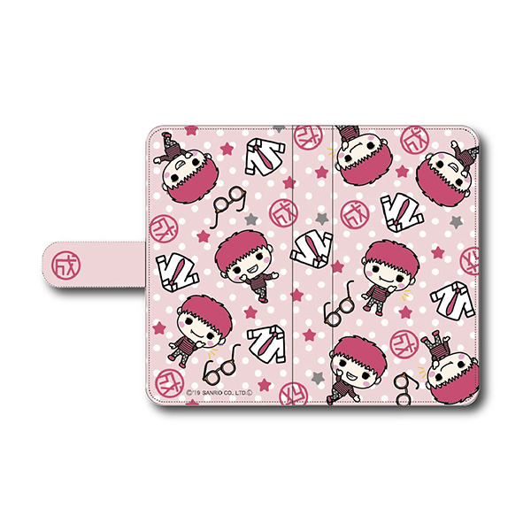 リレイズクリエイターズ Design produced by Sanrio スマホケース 成瀬 4580560325172