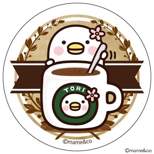 【予約商品】うるせぇトリ クリップマグネット コーヒー 4580560328999