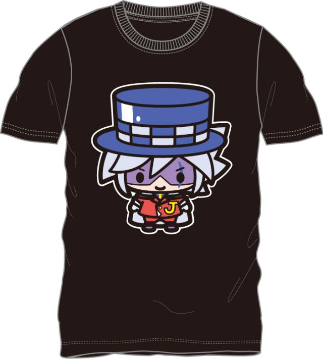 怪盗ジョーカー/ジョーカー 半袖Tシャツ ブラック