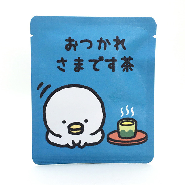 うるせぇとトリ おつかれさまです茶(玉露)