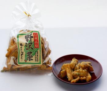 野沢菜かりんとう 115g