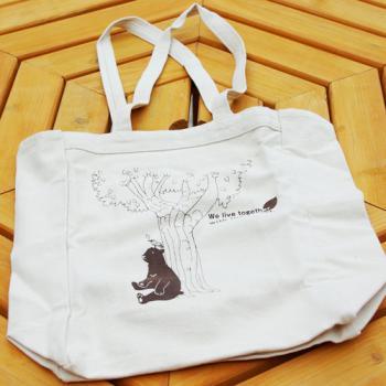 「森太郎とくま」トートバッグ