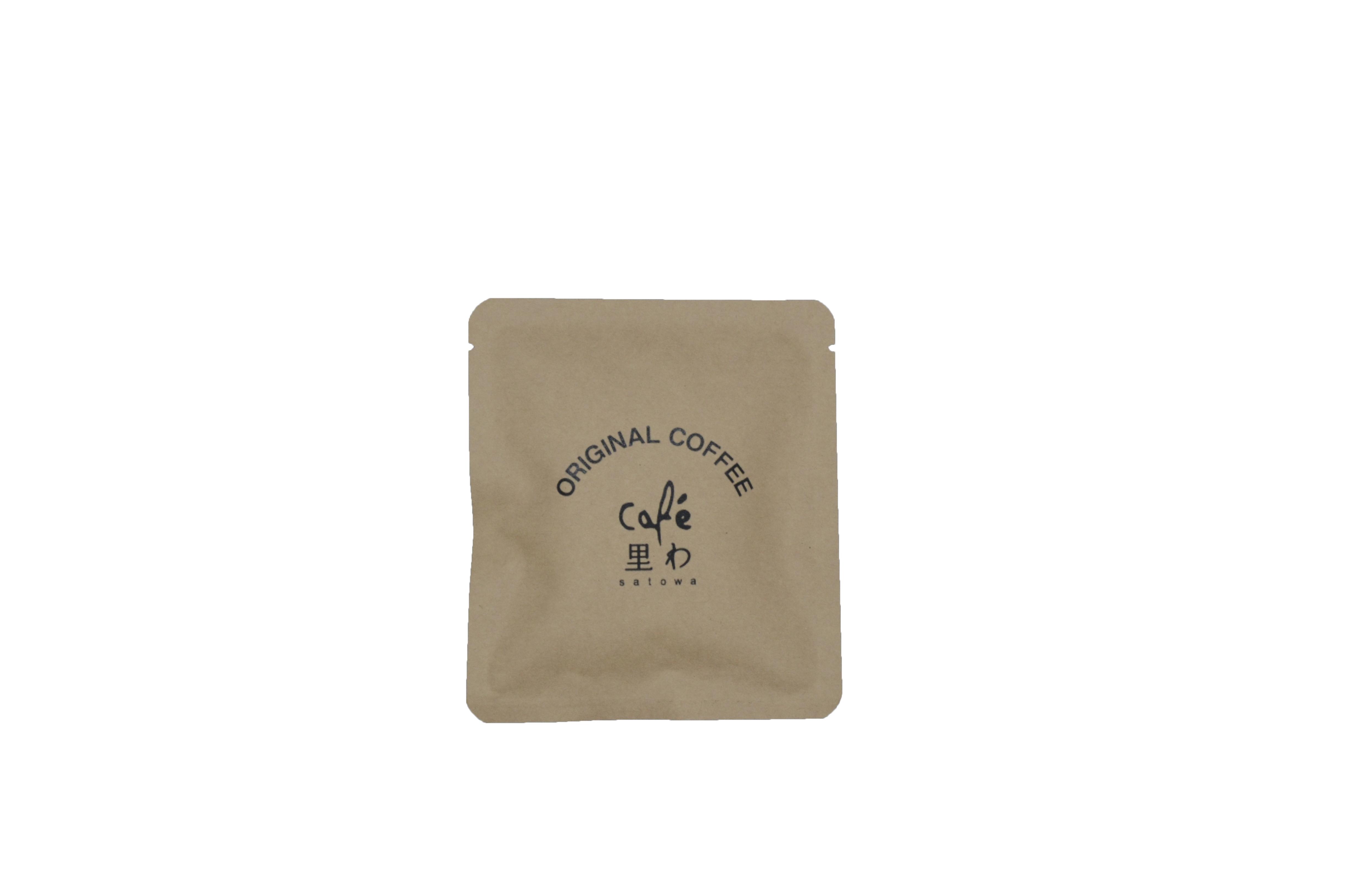 里わオリジナルブレンドコーヒー ドリップバッグ 1袋