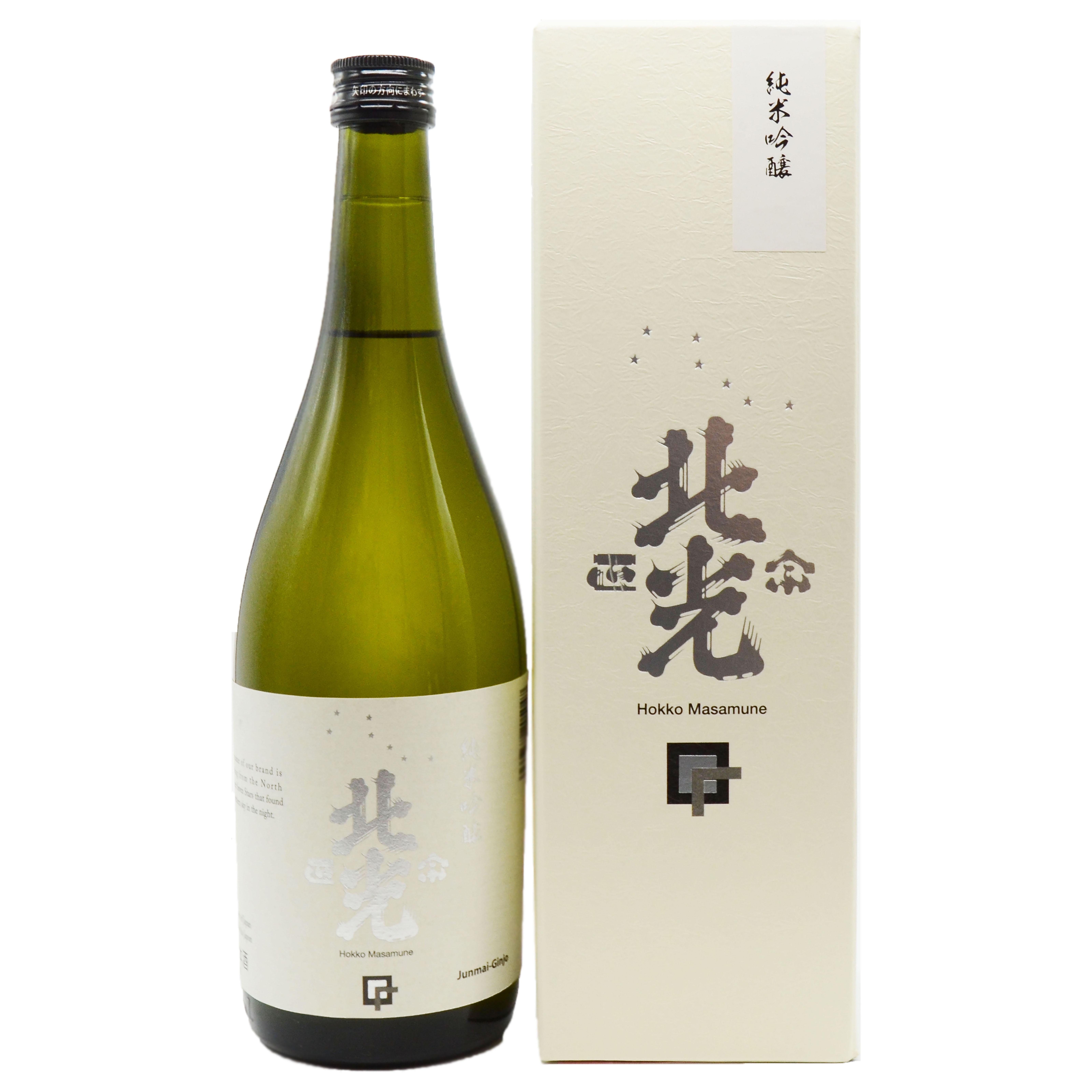北光 金紋錦 純米吟醸 720ml