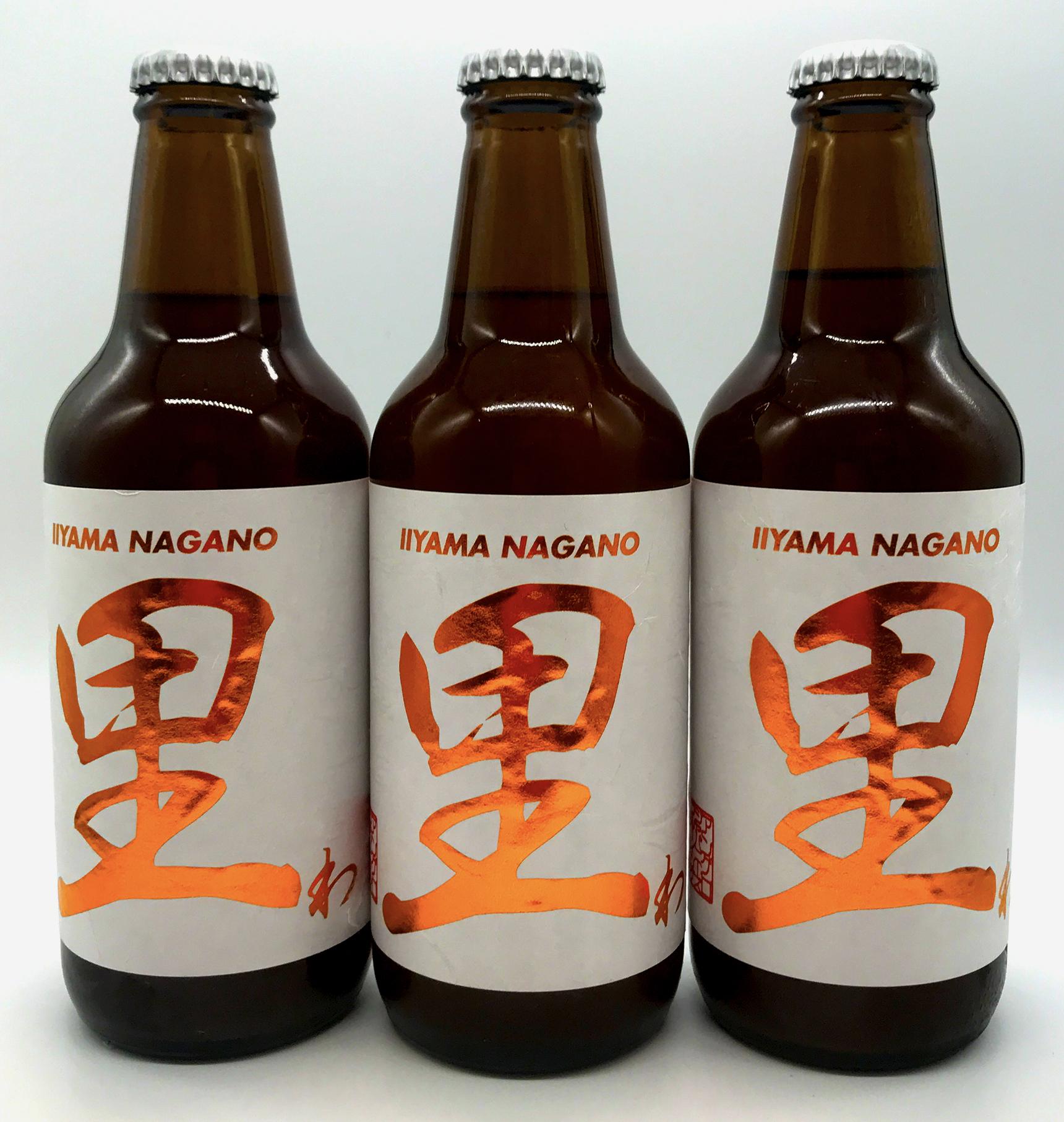 【飯山限定】クラフトビール「里わIPA」12本セット