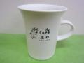 「Cafe里わ」オリジナルロゴ入りマグカップ
