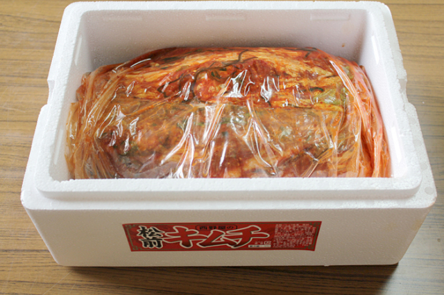 松前キムチ4kg