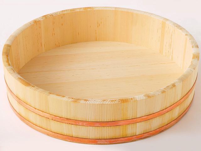 国産木曽さわら 寿司飯台 42cm