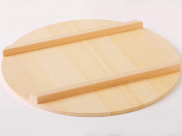 国産木曽さわら 寿司飯台用蓋 42cm