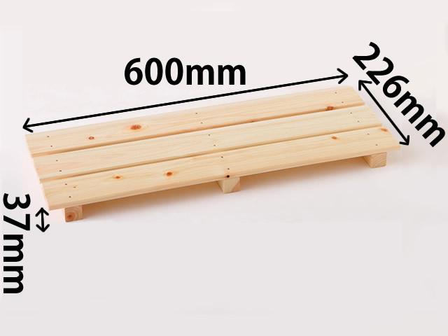檜多目的すのこ600(3枚打)