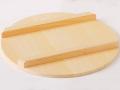 国産木曽さわら 寿司飯台用蓋 30cm