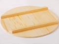 国産木曽さわら 寿司飯台用蓋 36cm