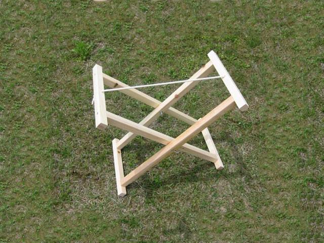 【アウトレット】テーブル用スタンドS